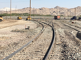 Services | Railroad Track Inspection & Lubrication Services | Sharp & Fellows Inc
